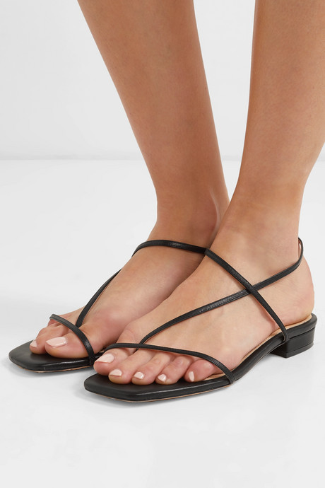 02 leather sandals
