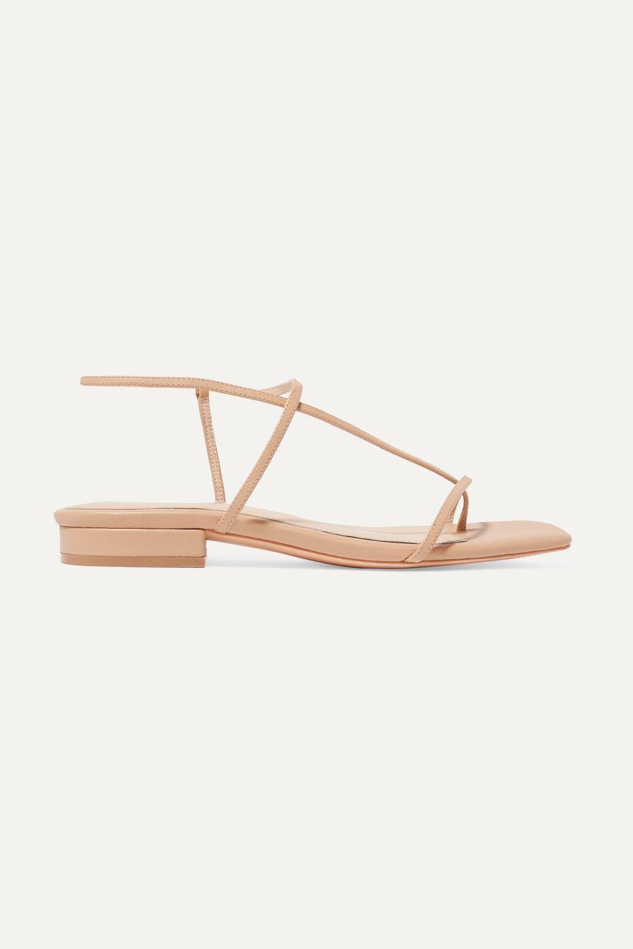 STUDIO AMELIA 1.2 leather sandals