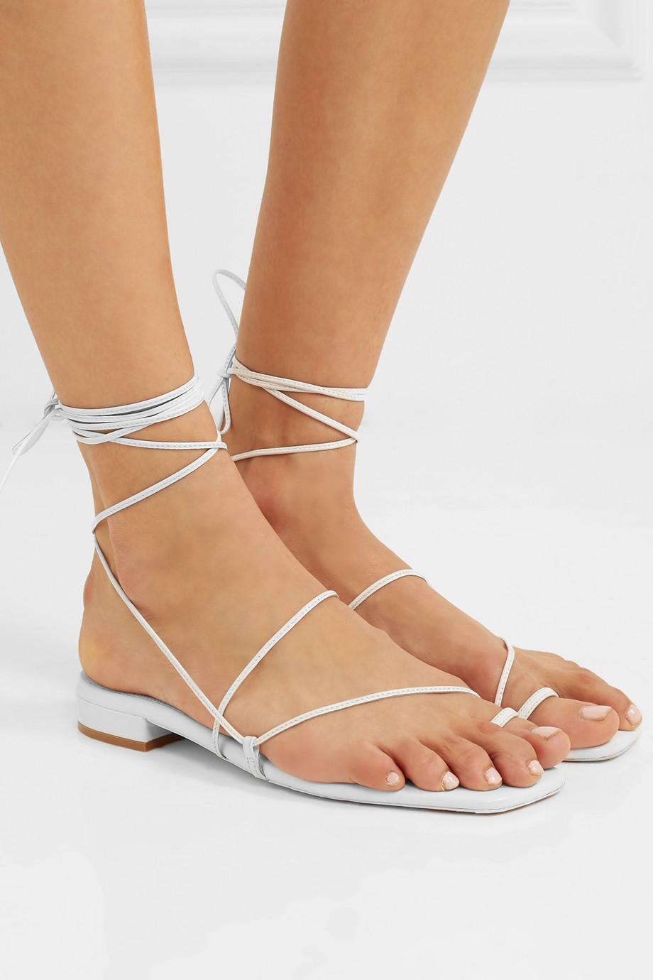 STUDIO AMELIA 1.1 leather sandals