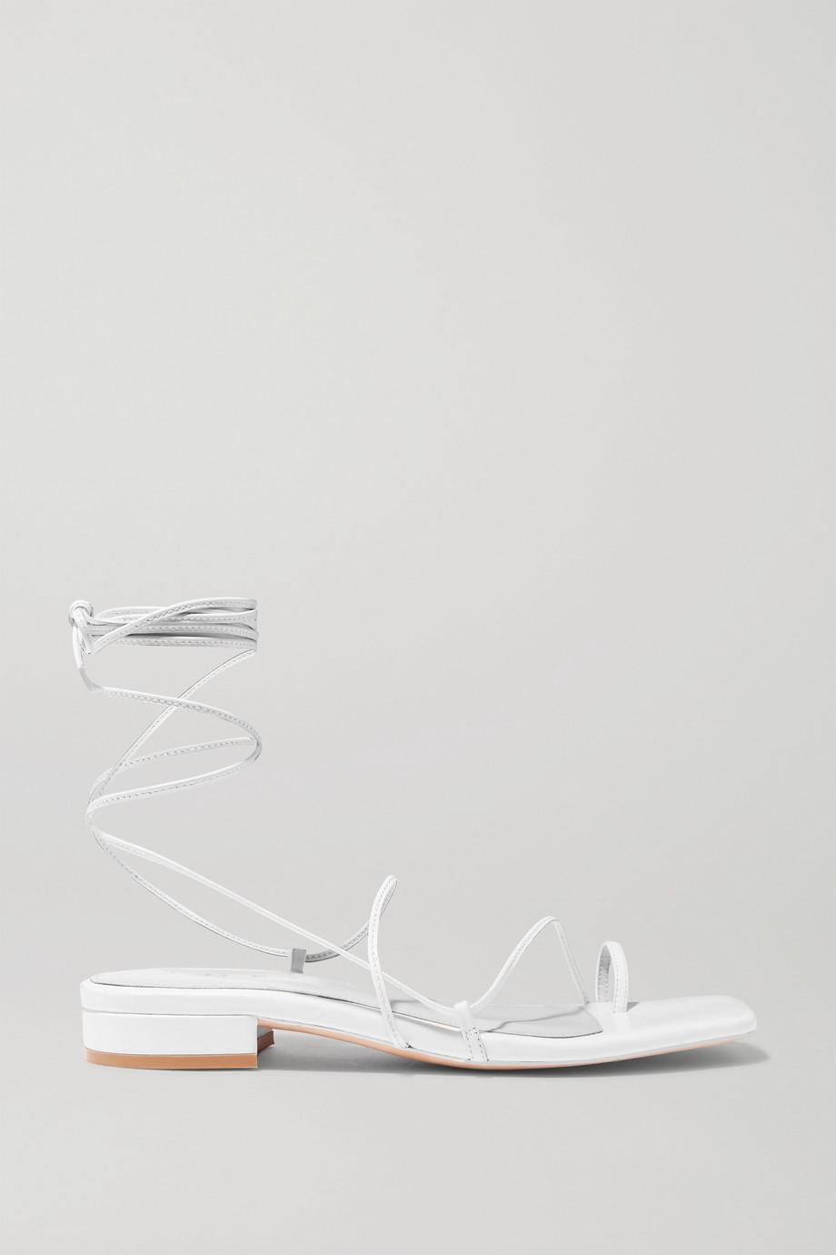 STUDIO AMELIA 1.1 皮革凉鞋