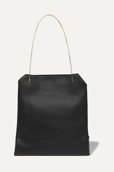 521d409835bc Lunch Bag small leather tote