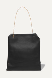 Lunch Bag small leather tote