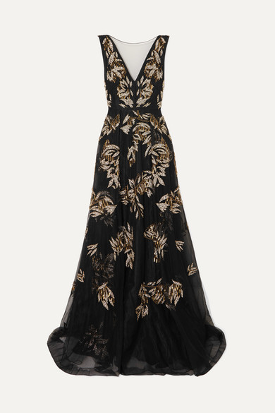 embellished-tulle-gown by burnett-new-york