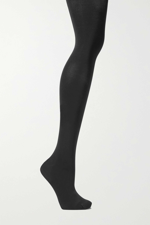 Spanx Luxe Leg hochsitzende formende Strumpfhose 60 den