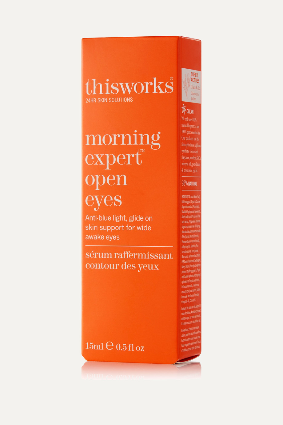 This Works Morning Expert Open Eyes, 15 ml – Augencreme