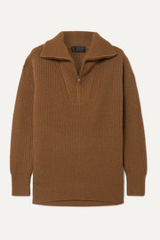 Beni ribbed cashmere sweater