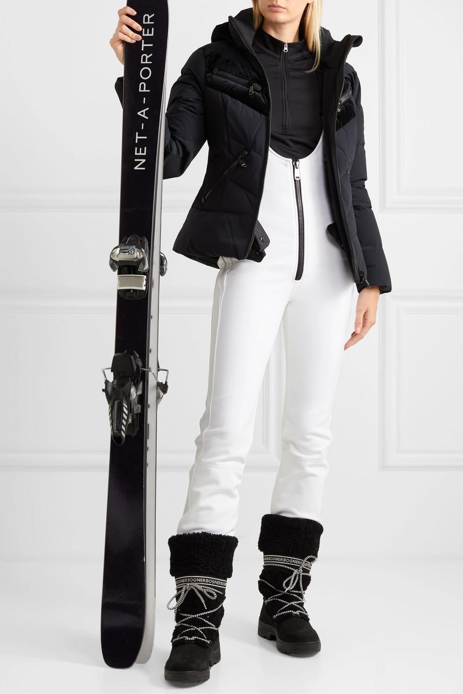 Goldbergh Salopette de ski en tissu technique Phoebe