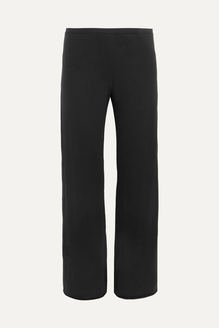 Skin Essentials Pyjama-Hose aus Pima-Baumwoll-Jersey