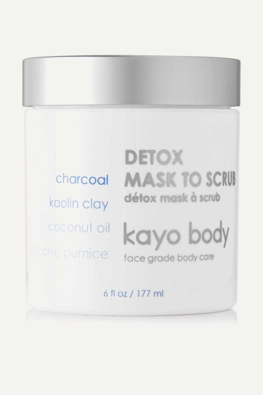 Kayo Detox Mask to Scrub, 177ml