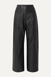 Jason Wu Leather straight-leg pants