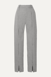 Jason Wu Houndstooth woven straight-leg pants