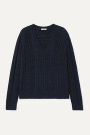 Jason Wu Cable-knit sweater