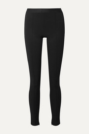 Helmut Lang Stretch-jersey leggings