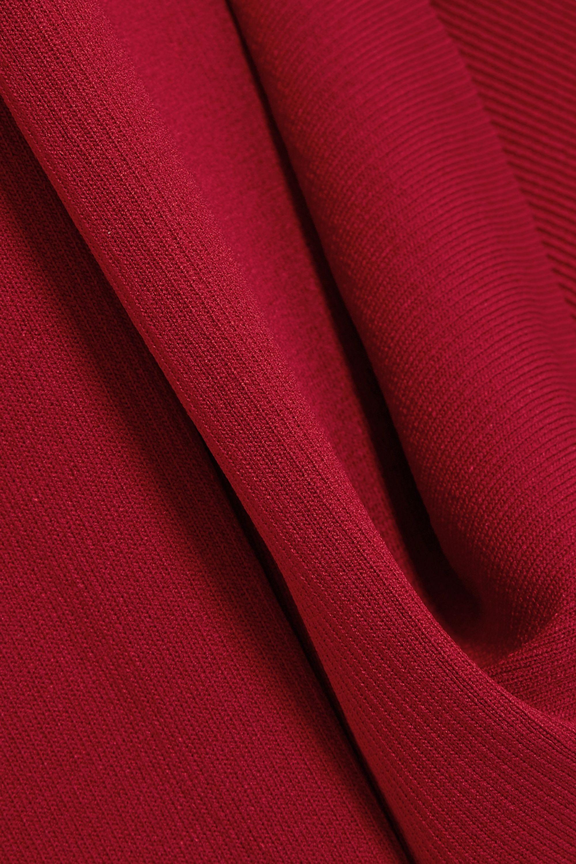 Helmut Lang Ribbed-knit turtleneck sweater