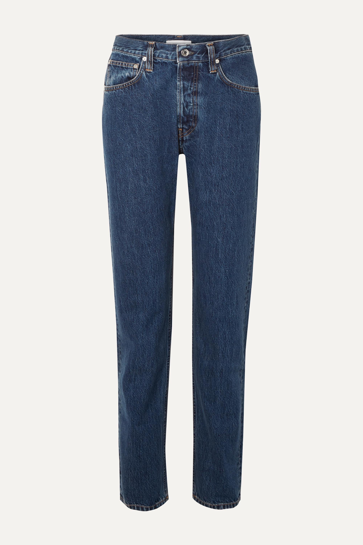 Helmut Lang Masc high-rise straight-leg jeans