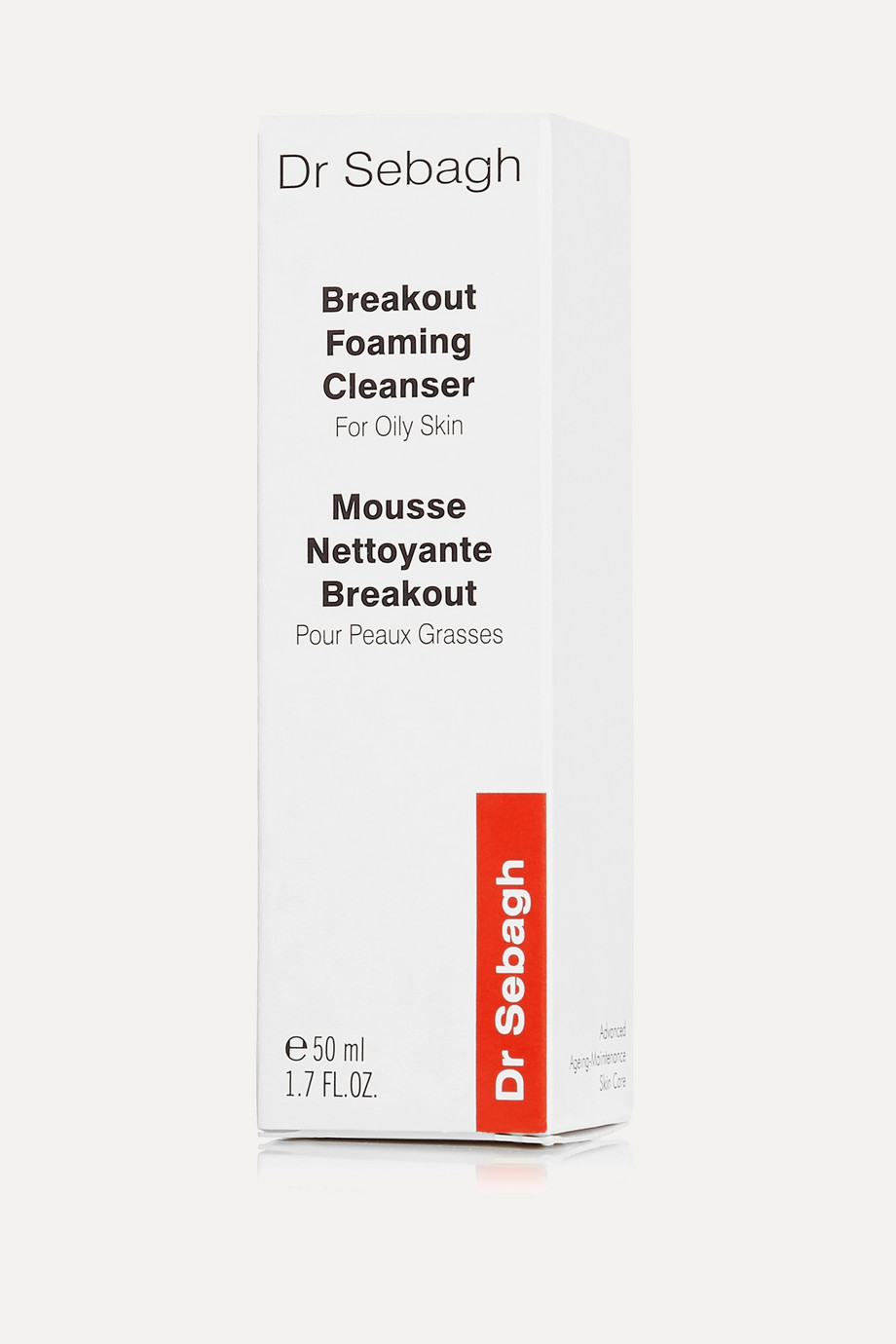 Dr Sebagh Mousse nettoyante anti-imperfections, 50 ml