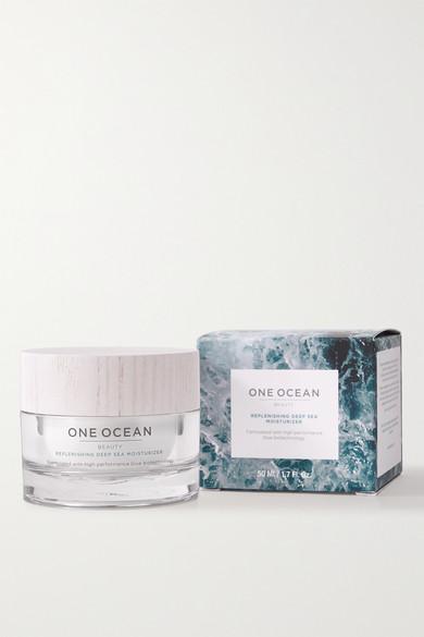 ONE OCEAN BEAUTY   One Ocean Beauty - Replenishing Deep Sea Moisturizer, 50ml - one size   Goxip