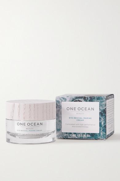 ONE OCEAN BEAUTY   One Ocean Beauty - Eye Revival Marine Cream, 15ml - one size   Goxip