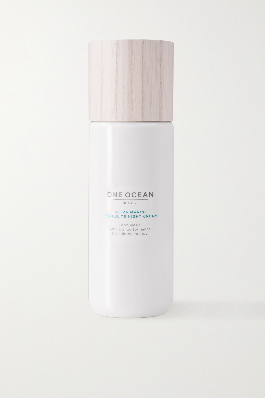 One Ocean Beauty Ultra Marine Cellulite Night Cream, 200ml