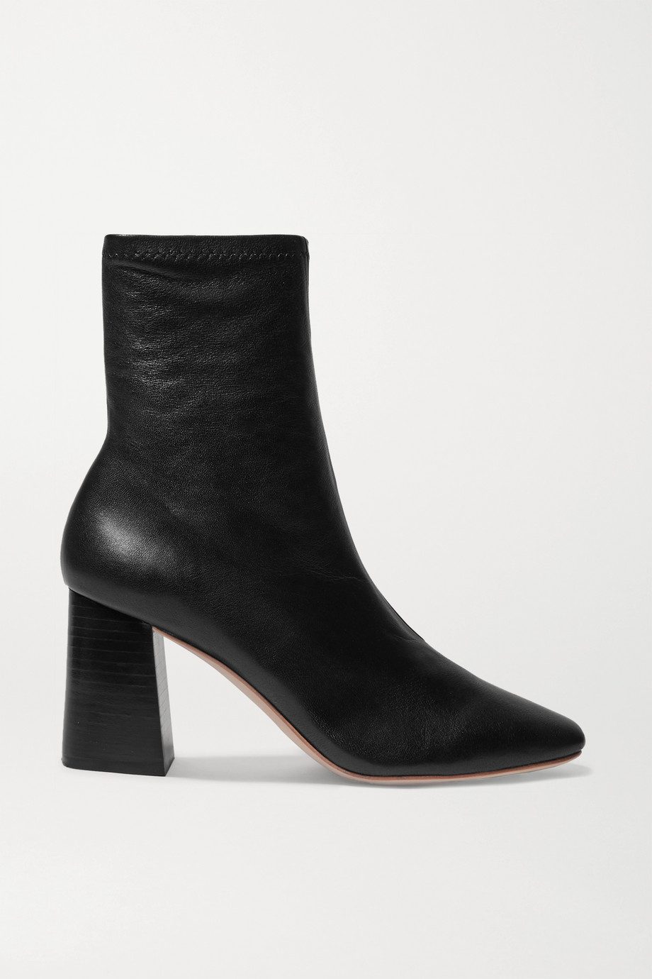 Loeffler Randall Elise leather ankle boots