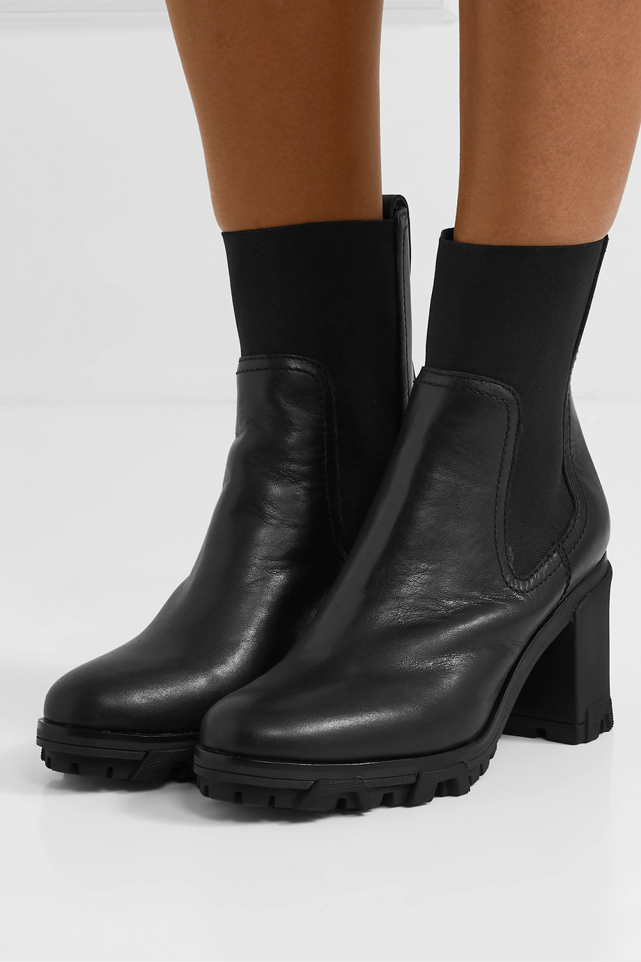 rag & bone Shiloh High leather ankle boots