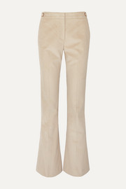 Gabriela Hearst Thompson cotton-corduroy straight-leg pants