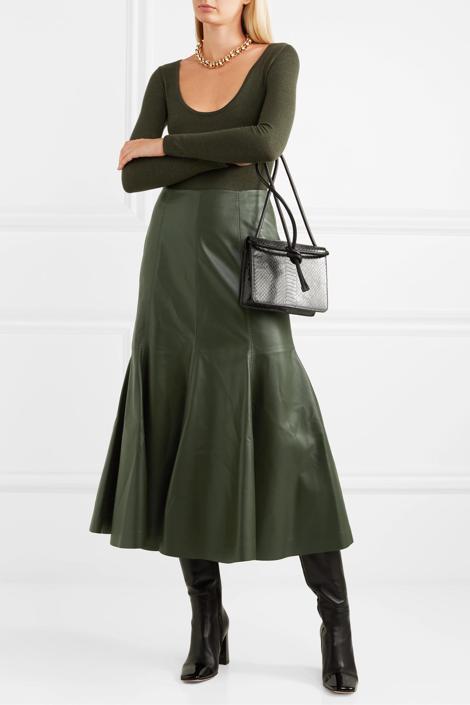Gabriela Hearst Emily cashmere-blend bodysuit