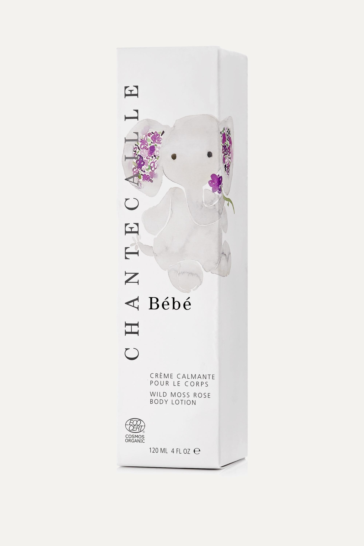 Chantecaille Bébé Wild Moss Rose Body Lotion, 120 ml – Bodylotion