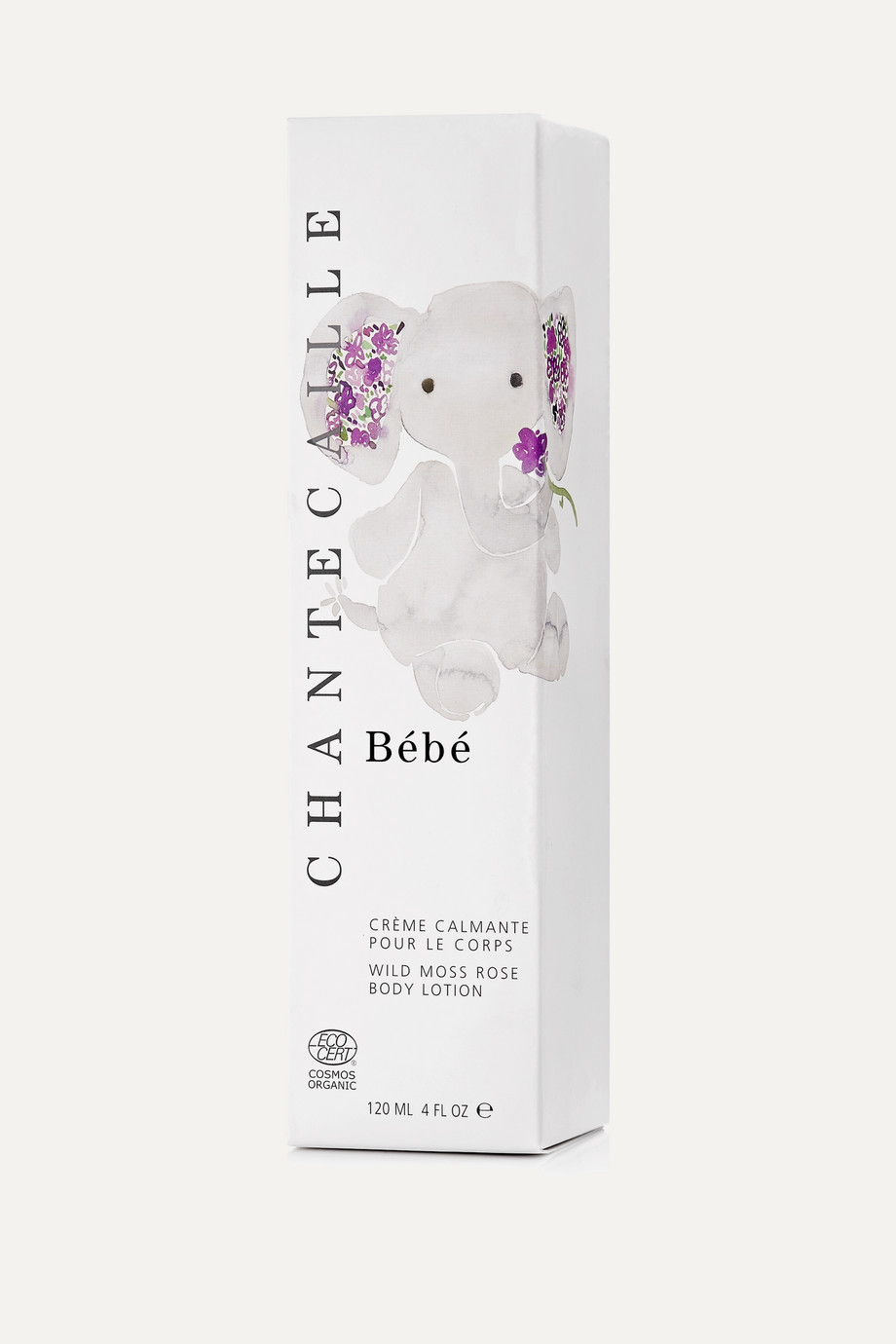 Chantecaille Bébé Wild Moss Rose Body Lotion, 120ml