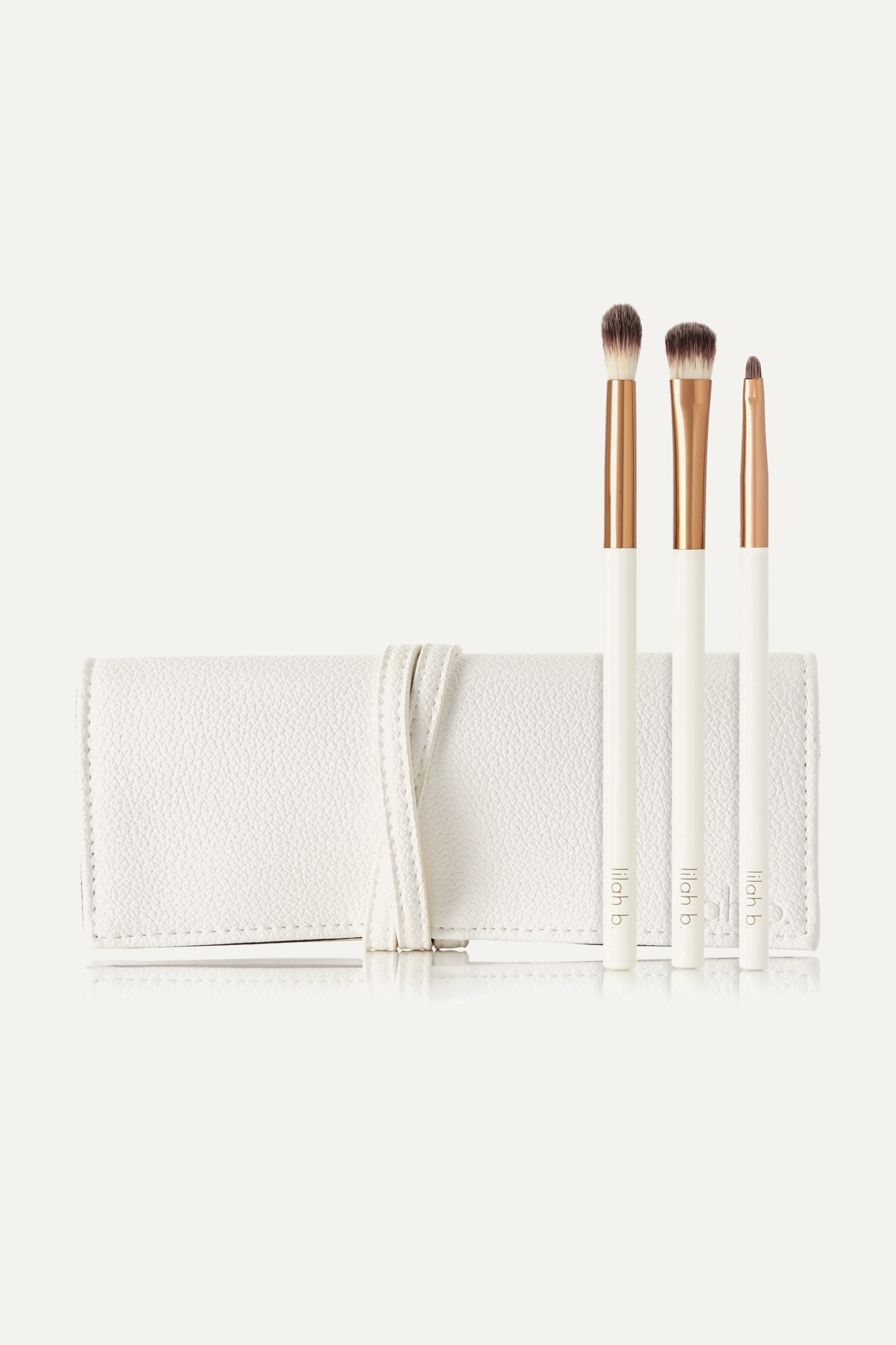 Lilah B. - For Your Eyes Only Brush Set