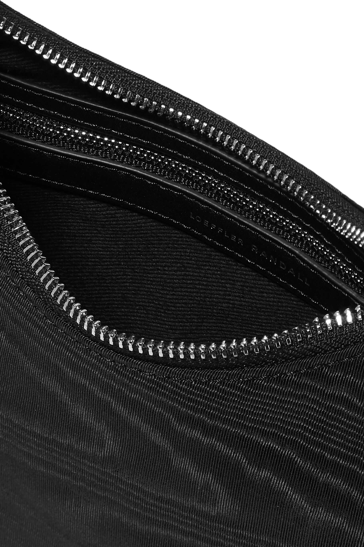 Loeffler Randall Aurora moire shoulder bag