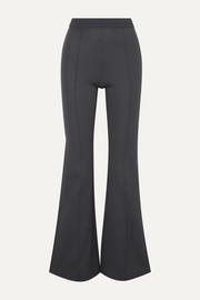 GAUGE81 Manhattan stretch-cady flared pants