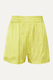 GAUGE81 Venice satin shorts