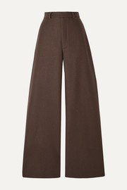 BITE Studios Organic wool wide-leg pants
