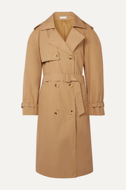 BITE Studios Organic cotton-gabardine trench coat