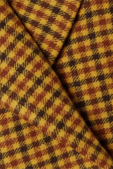 Khaite Blazers Darla checked wool blazer