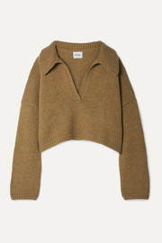 Khaite Shelly oversized cashmere sweater
