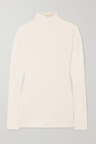 Lola Wool Sweater by Khaite