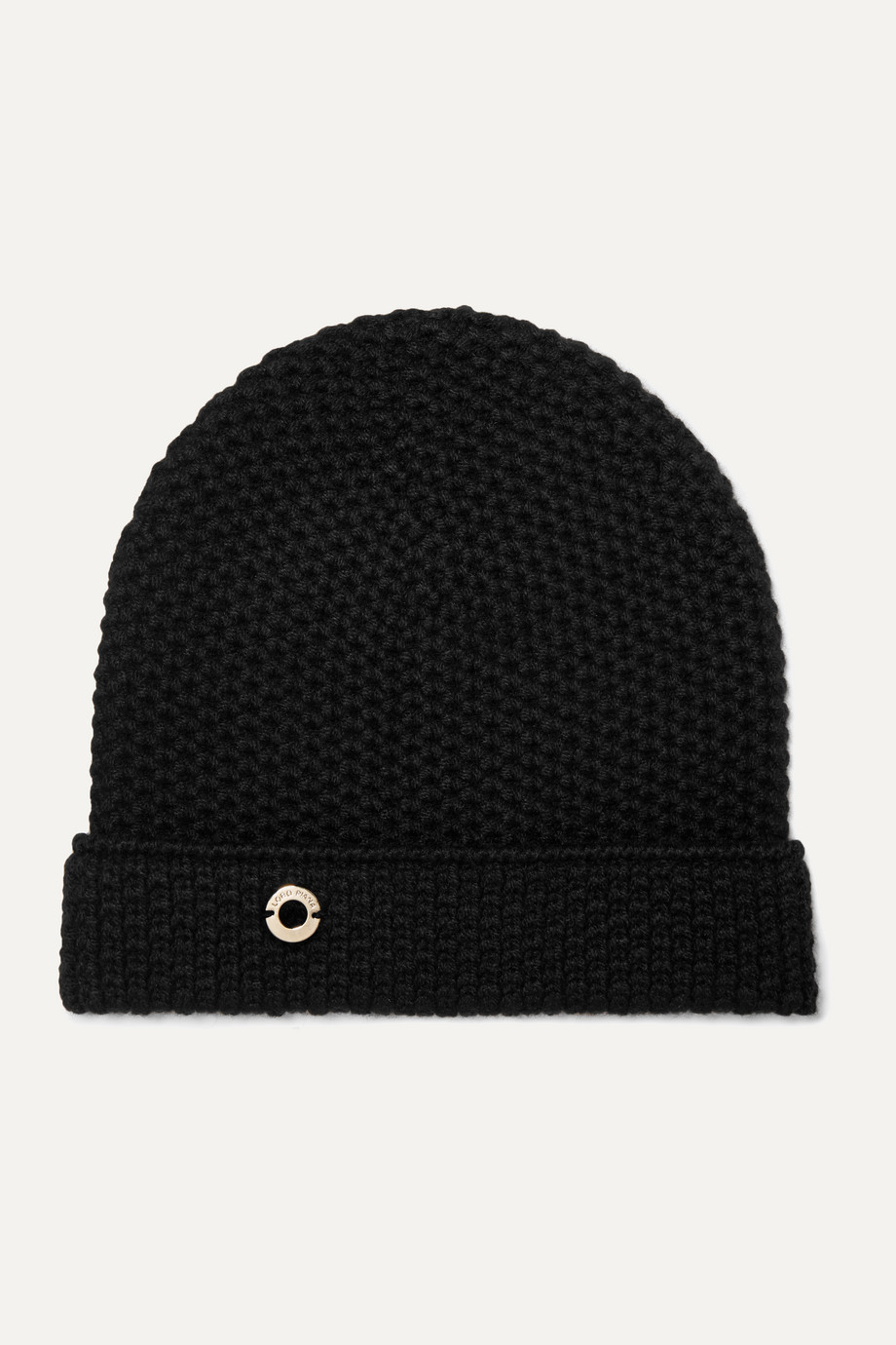 Loro Piana Rougemont crocheted cashmere beanie