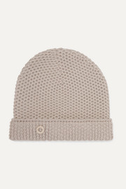 Rougemont crocheted cashmere beanie