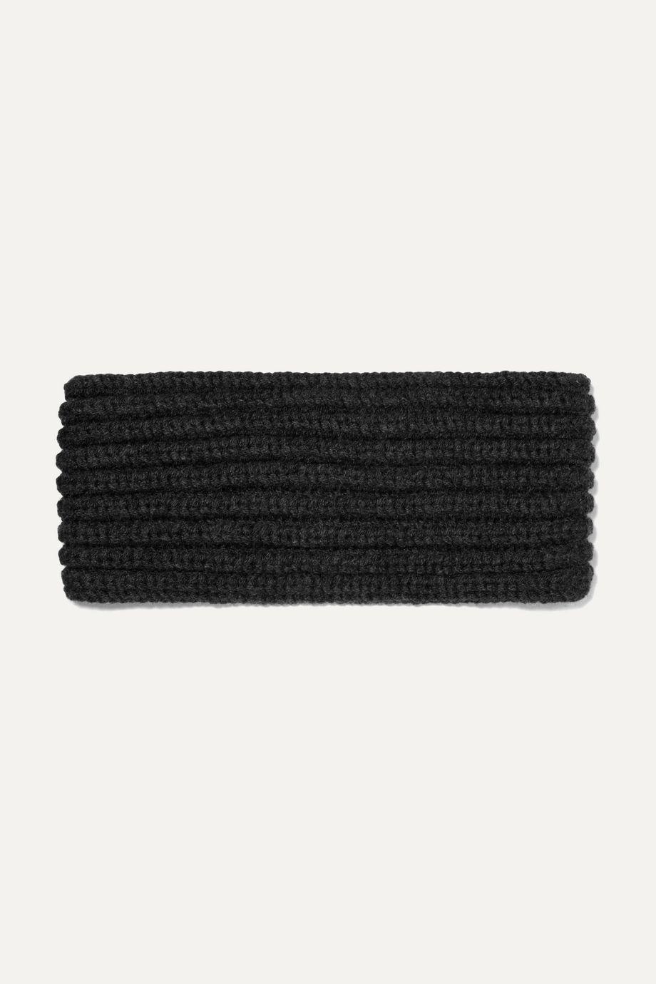 Loro Piana Ribbed cashmere headband