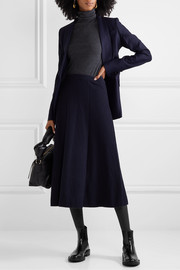 Loro Piana Ribbed stretch cashmere and silk-blend tights