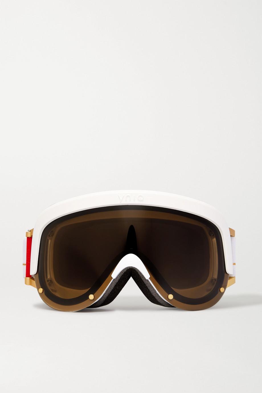 YNIQ Model One ski goggles