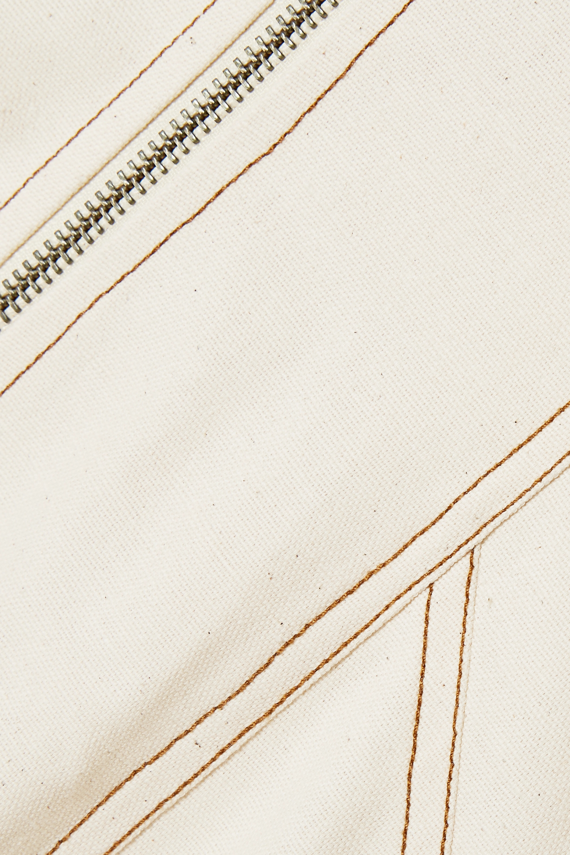 Mara Hoffman Sophie cotton-canvas midi dress