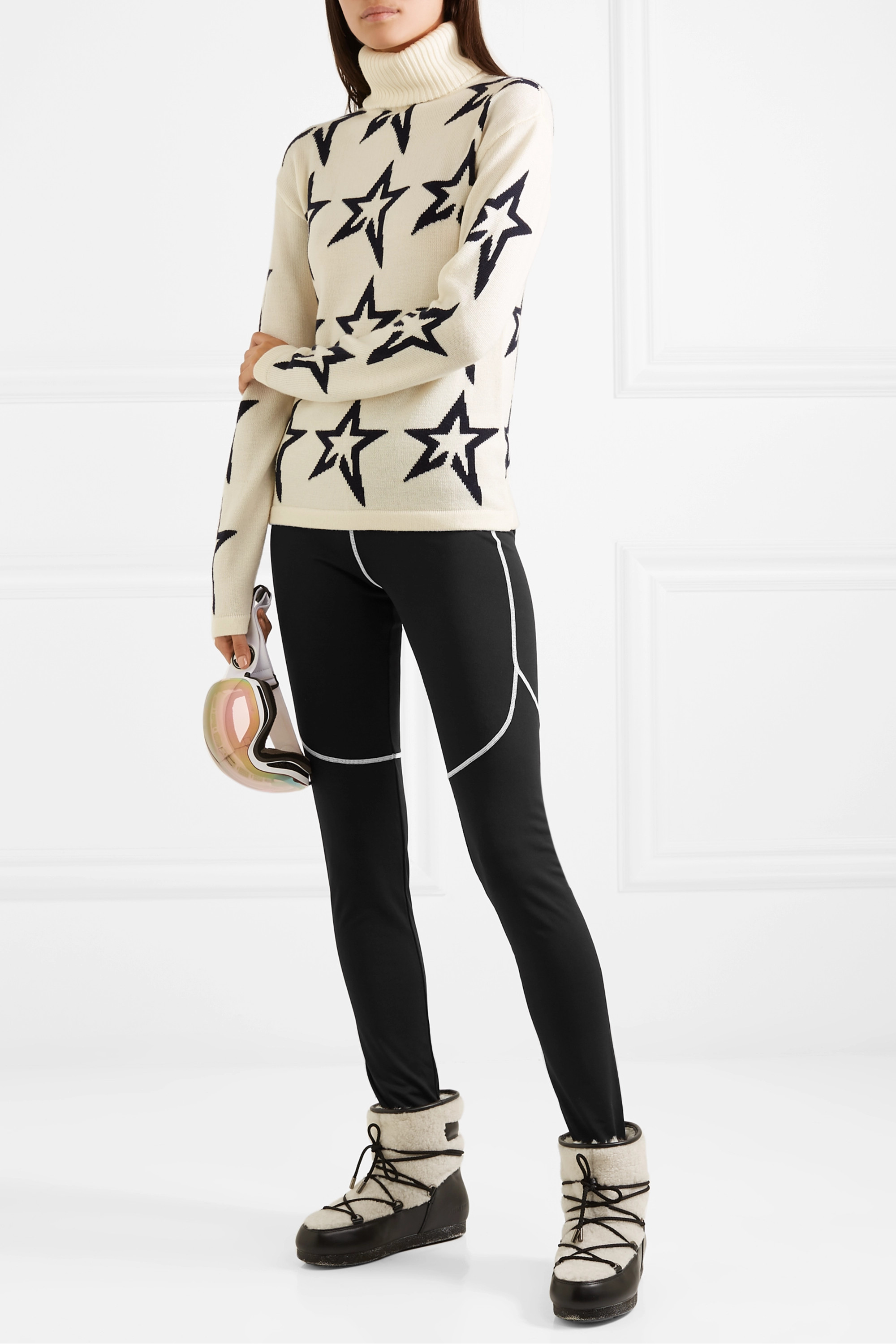 Perfect Moment Thermal stretch leggings