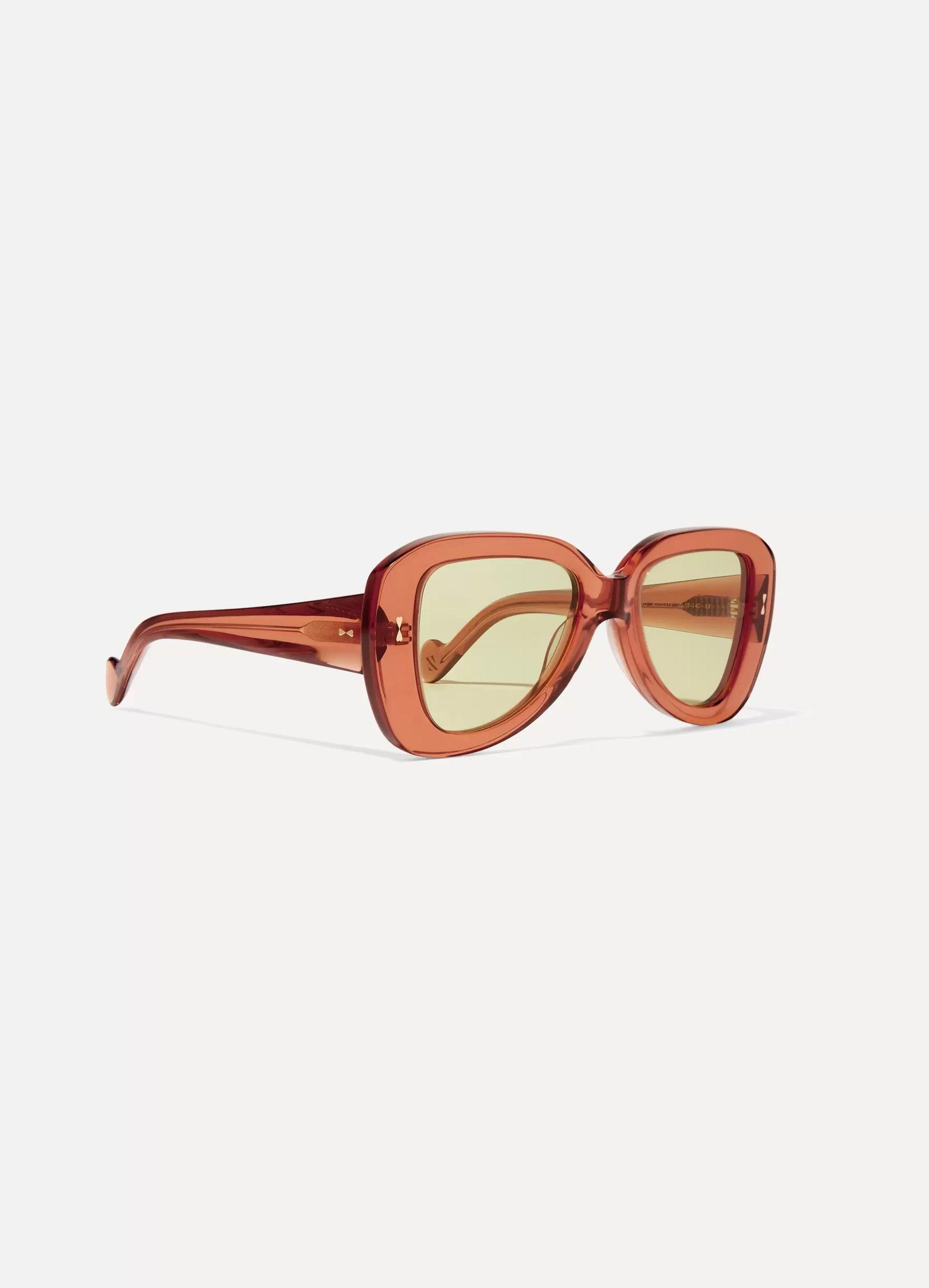 Zimmermann Juno D-frame acetate sunglasses