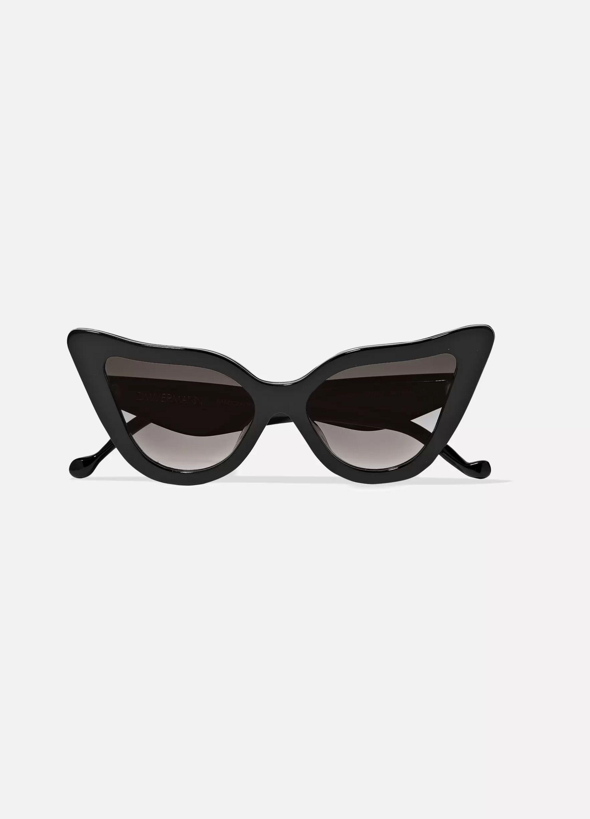 Zimmermann Paisley cat-eye acetate sunglasses