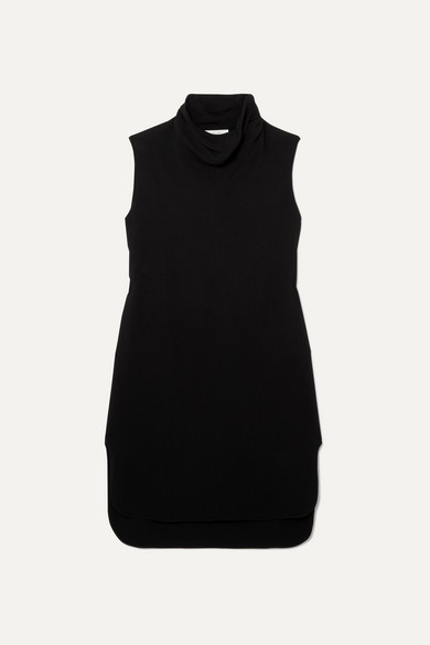 Dorma Cady Turtleneck Dress by The Row
