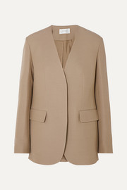 The Row Murray wool and silk-blend blazer