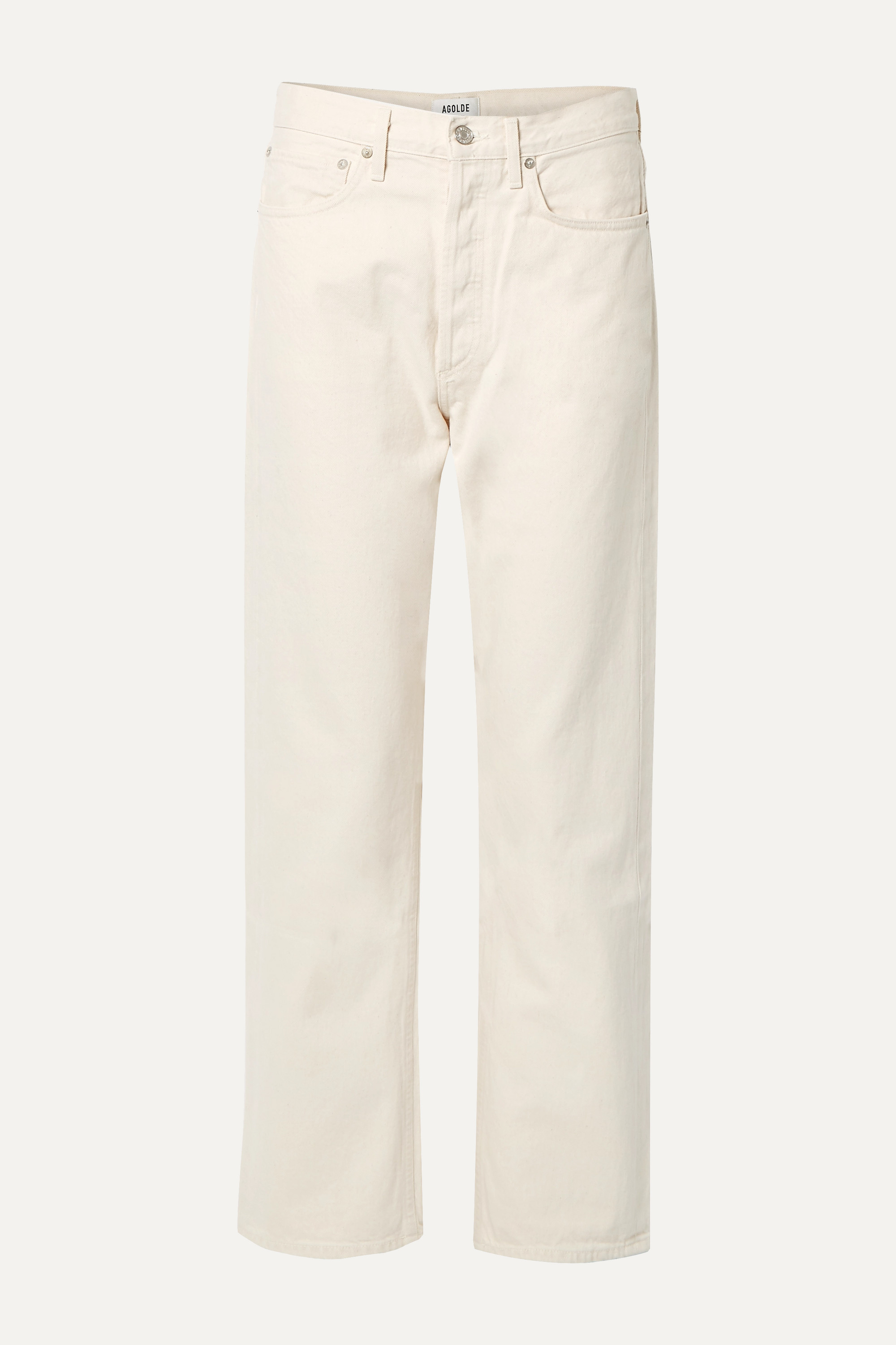 AGOLDE '90s mid-rise straight-leg jeans